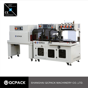 BTH-400+BM-500Automatic side sealing shrink wrapping machine