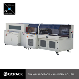BTH-700+BM-700LAutomatic Side Sealing Shrink Wrapping Machine