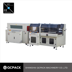 BTH-550+BM-500LAutomatic Side Sealing Shrink Wrapping Machine