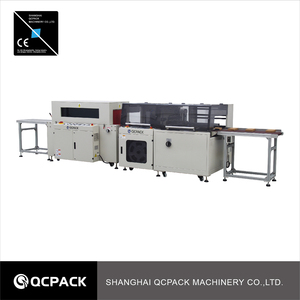 BTH-450+BM-500LAutomatic High Speed Side Sealiing Shrink Wrapping Machine