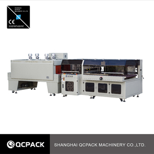 BTH-1000+BM-1000Automatic Side Sealing Shrink Wrapping Machine