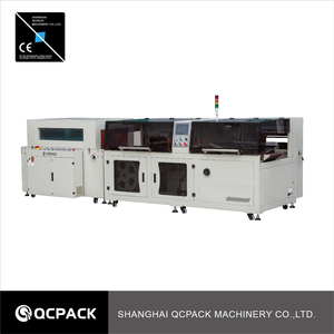 BTH-450GS+BM-500LFull Automatic High Speed Reciprocating Heat Shrink Wrapping Machine